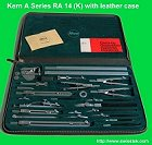 Kern RA 14K delux set available from Swisstek